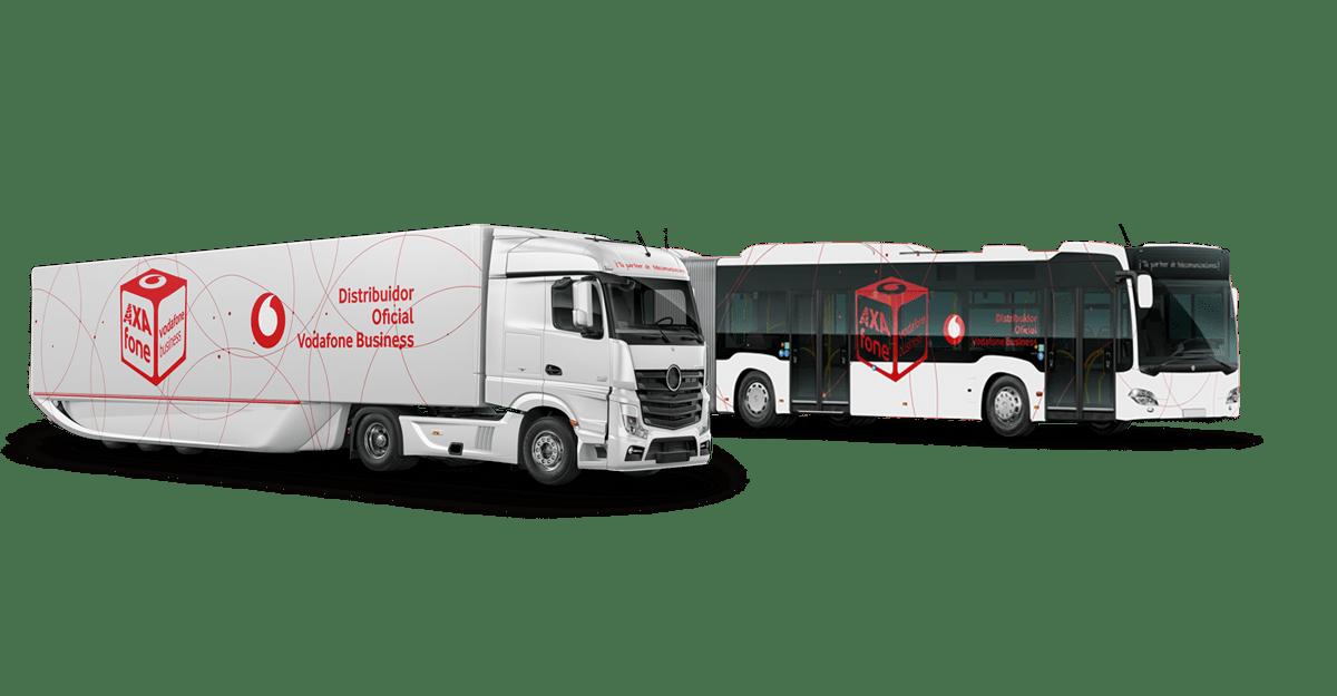 SOLUCIONES DE IoT | Axafone | Vodafone para Empresas